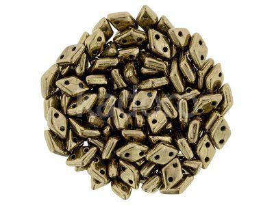 Diamond 6.5x4mm Gold Bronze - 5 g