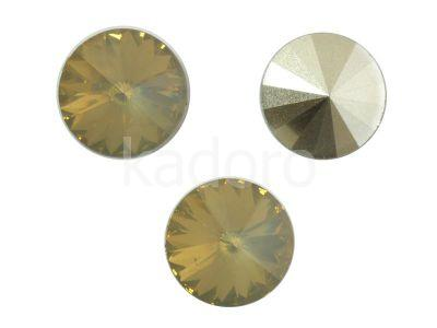 Yem Rivoli 12 mm Golden Opal F - 4 sztuki