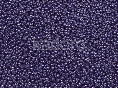 PRECIOSA Rocaille 11o-Opaque Dk Plum - 50 g