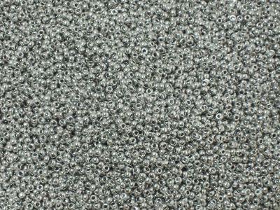 PRECIOSA Rocaille 11o-Galvanized Silver - 50 g