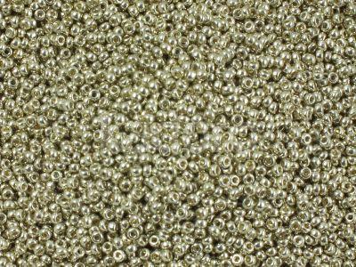 Miyuki Round 11o-4201 Duracoat Galvanized Aluminium - 10 g