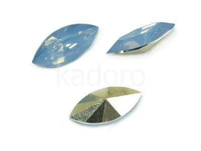 Yem Marquise 15x7 mm Blue Opal F - 4 sztuki