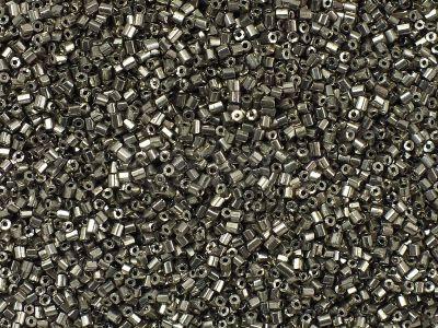 PRECIOSA Two-Cut 12o-Metallic Pewter - 10 g