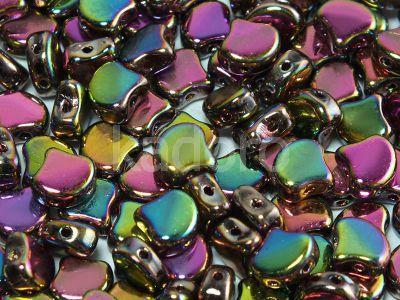 Ginko 7.5x7.5mm Crystal Vitex x2 - 10 sztuk