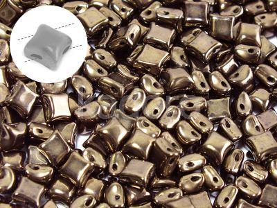 Wibeduo 8mm Dark Bronze - 10 sztuk