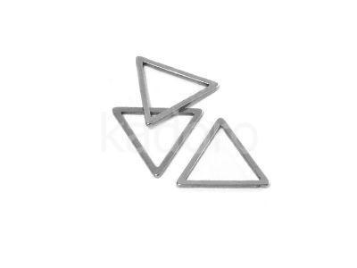 Baza stalowa trójkąt 13.5 mm - 1 sztuka