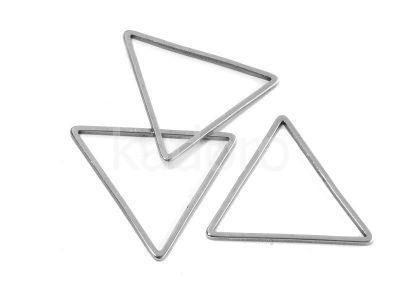 Baza stalowa trójkąt 22.5 mm - 1 sztuka