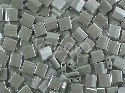 Miyuki TILA TL443 Opaque Grey Luster - 5 g
