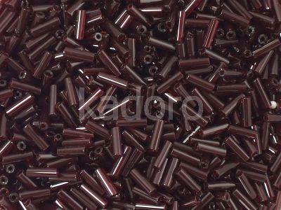 PRECIOSA Bugle 3-DK Ruby - 10 g