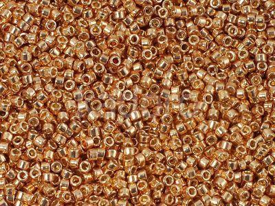 TOHO Treasure 12o-PF551 Permanent Finish - Galvanized Rose Gold - 5 g
