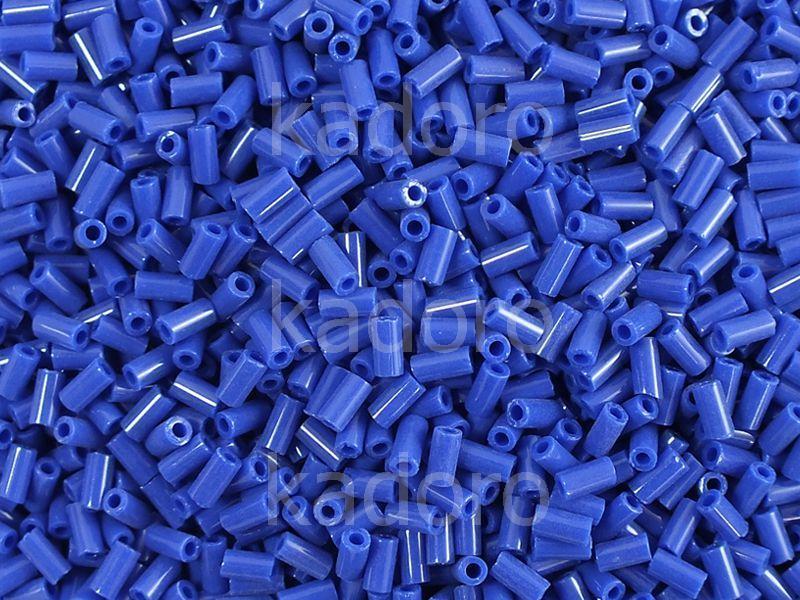 Miyuki Bugle 1-414 Opaque Cobalt - 10 g