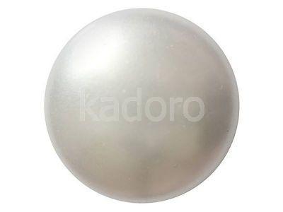 Cabochon par Puca White Pearl - 1 sztuka