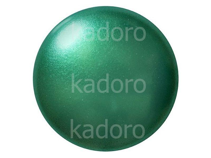 Cabochon par Puca Green Turquoise Pearl - 1 sztuka