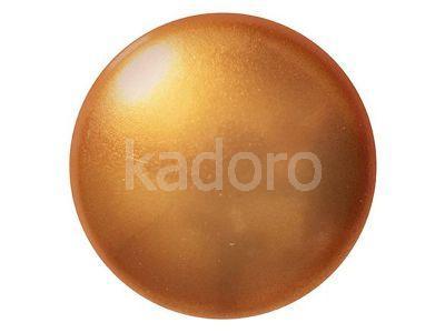 Cabochon par Puca Gold Pearl - 1 sztuka
