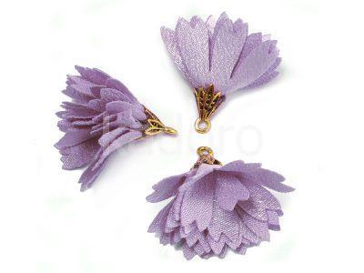 Kwiatek liliowy 30 mm - 1 sztuka