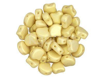 Ginko 7.5x7.5mm Chatoyant Cream - 10 sztuk