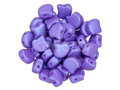 Ginko 7.5x7.5mm Chatoyant Violet - 10 sztuk