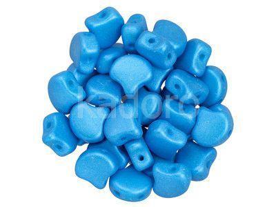 Ginko 7.5x7.5mm Chatoyant Sky Blue - 10 sztuk
