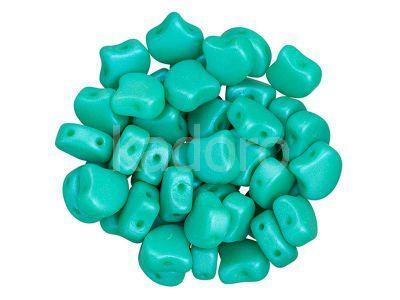Ginko 7.5x7.5mm Chatoyant Sea Foam Green - 10 sztuk