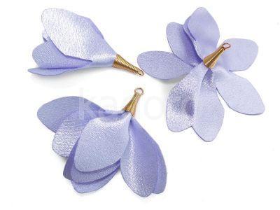 Kwiatek liliowy 55 mm - 1 sztuka