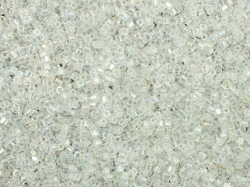 TOHO Hex 15o-161 Trans-Rainbow Crystal - 5 g