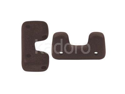 Telos par Puca Dark Bronze Mat - 4 sztuki