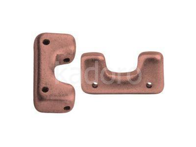 Telos par Puca Copper Gold Mat - 4 sztuki