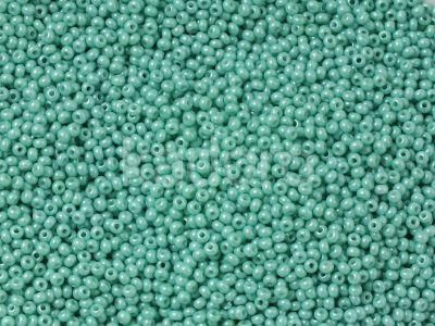 PRECIOSA Rocaille 6o-Chalk Mint - 50 g