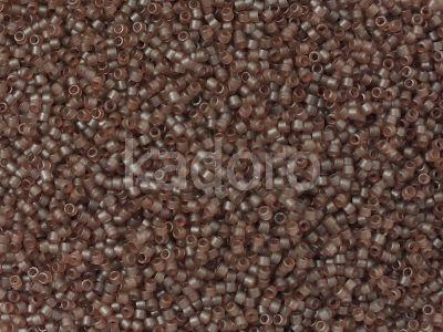 Miyuki Delica DB0772 Semi-Matte Transparent Cinnamon Dyed - 5 g