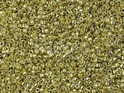 TOHO Treasure 12o-PF559 Permanent Finish - Galvanized Yellow Gold - 5 g