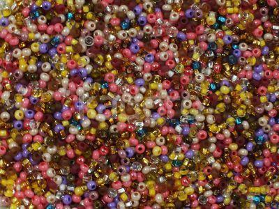 PRECIOSA Rocaille Color Mix CXVIII - 50 g