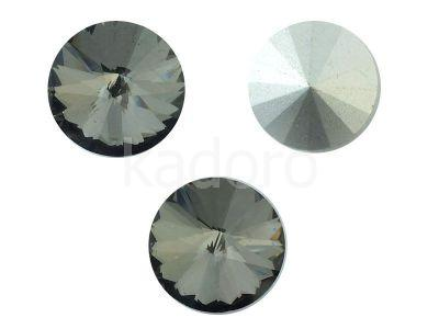Szklane Rivoli 14 mm Black Diamond F - 2 sztuki