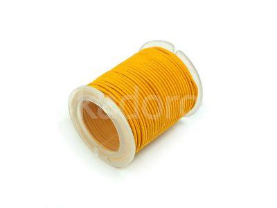 Gumka okrągła pomarańczowa 1.0 mm - rolka