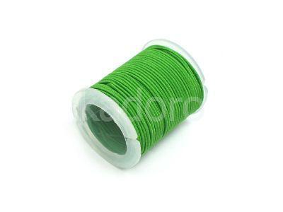 Gumka okrągła zielona 1.0 mm - rolka