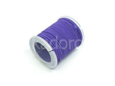 Gumka okrągła fioletowa 1.0 mm - rolka