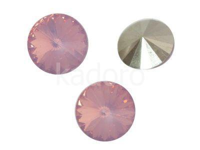 Yem Rivoli 6 mm Pink Opal F - 10 sztuk
