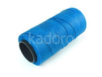 Sznurek brazylijski Azure Blue 1mm - 3 m