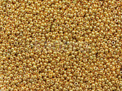 PRECIOSA Rocaille 8o-Gold II - 50 g