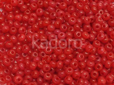 PRECIOSA Rocaille 6o-Opal Red - 50 g