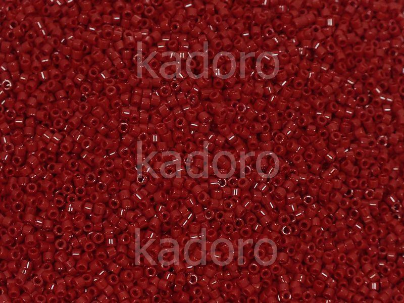 Miyuki Delica DB1140 Opaque Dark Red - 5 g