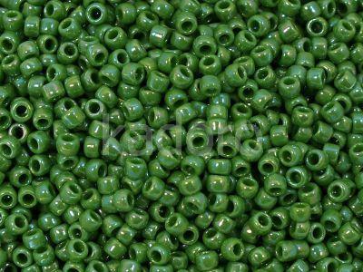 TOHO Round 8o-407 Opaque-Rainbow Mint Green - 10 g