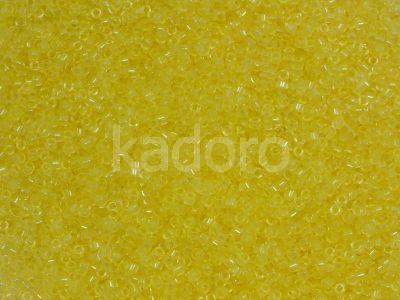 Miyuki Delica DB1401 Transp. Pale Yellow - 5 g