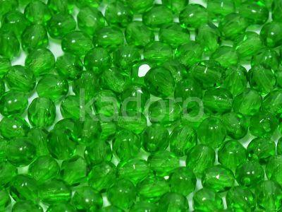 FP 4mm Lt Green Emerald - 50 g