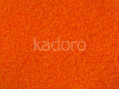 Miyuki Delica DB0744 Matte Transp. Orange - 5 g