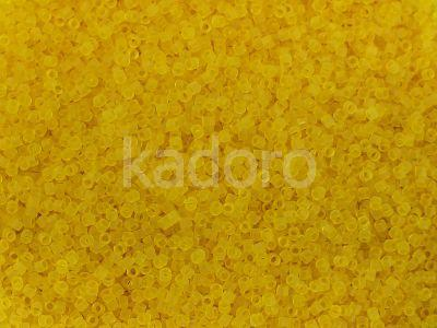 Miyuki Delica DB0743 Matte Transp. Yellow - 5 g