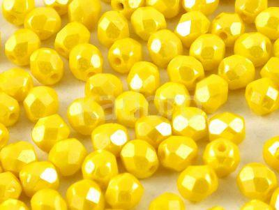 FP 4mm Luster - Opaque Yellow - 50 g