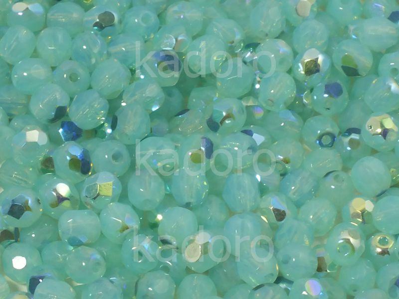 FP 4mm Opal Aquamarine AB - 50 g