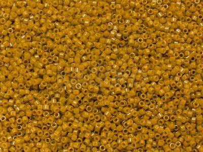 TOHO Treasure 12o-1607 Opaque-Lustered Butterscotch - 5 g