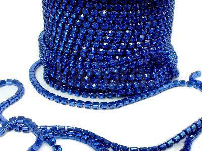 Taśma cyrkoniowa kobaltowa 2 mm - 20 cm