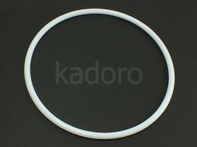 Plastikowa obręcz 14.3 cm - 1 sztuka